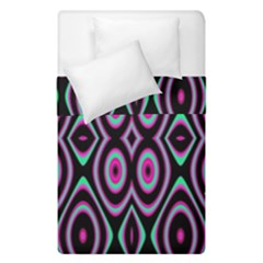 Colorful Seamless Pattern Vibrant Pattern Duvet Cover Double Side (single Size) by Simbadda