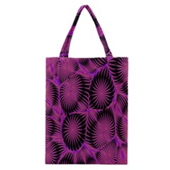 Self Similarity And Fractals Classic Tote Bag by Simbadda
