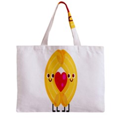 Say Pasta Love Zipper Mini Tote Bag by Alisyart
