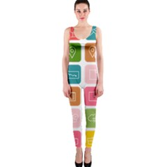 Icons Vector Onepiece Catsuit