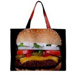 Abstract Barbeque Bbq Beauty Beef Medium Tote Bag by Simbadda