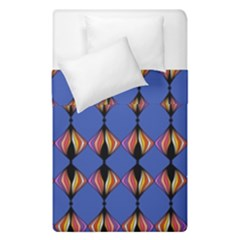 Abstract Lines Seamless Pattern Duvet Cover Double Side (single Size) by Simbadda
