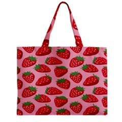 Fruit Strawbery Red Sweet Fres Mini Tote Bag by Alisyart