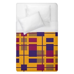 Pattern Duvet Cover (single Size) by Valentinaart