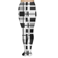Pattern Women s Tights by Valentinaart