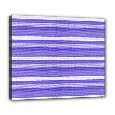 Lines Deluxe Canvas 24  X 20   by Valentinaart