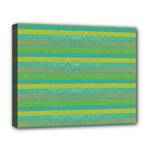 Lines Deluxe Canvas 20  X 16   by Valentinaart