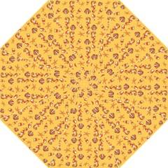 Seahorse Pattern Folding Umbrellas by Valentinaart