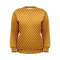 Polka Dots Women s Sweatshirt