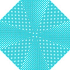 Polka Dots Hook Handle Umbrellas (medium) by Valentinaart