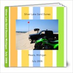 Silver Lake - 8x8 Photo Book (30 pages)