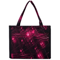 Picture Of Love In Magenta Declaration Of Love Mini Tote Bag by Simbadda