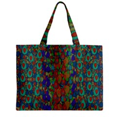 Sea Of Mermaids Mini Tote Bag by pepitasart