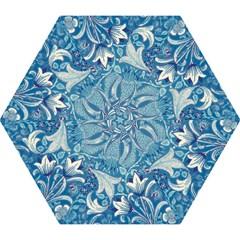 Floral Pattern Mini Folding Umbrellas