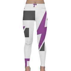 Original Logos 2017 Feb 5529 58abaecc49c40 (1) Classic Yoga Leggings by FlashyThread