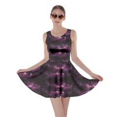 Dark Photorealistic Galaxy Design Skater Dress by CoolDesigns