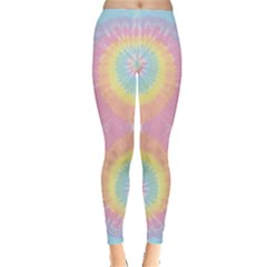 Rainbow2 Tie Dye Leggings by CoolDesigns