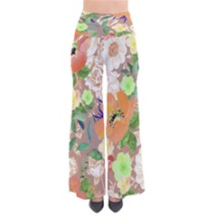 Mochafloral Chic Palazzo Pants by CoolDesigns