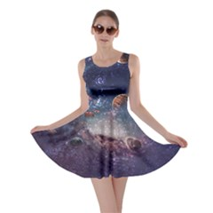 Planets 2 Skater Dress by CoolDesigns