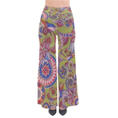 Olivepaisley Chic Palazzo Pants by CoolDesigns