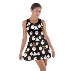 Eye Balls Cotton Racerback Dress by CoolDesigns