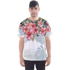 Hawaii Palm Tree Men s Sport Mesh Tee by CoolDesigns