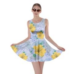 Violet Hawaii 2 Skater Dress