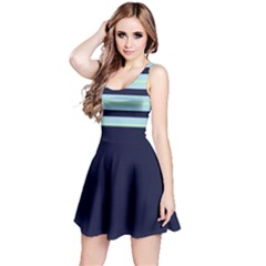 Sailor 5 Reversible Sleeveless Dress by CoolDesigns