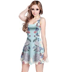 Light Floral Sleeveless Dress by CoolDesigns