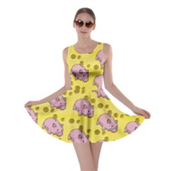 Frizzle Money Pig Skater Dress by CoolDesigns