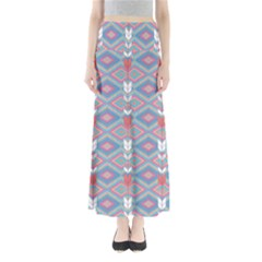 Blue Arrow Maxi Skirt by CoolDesigns