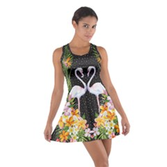 Hawaii Dark Cotton Racerback Dress by CoolDesigns