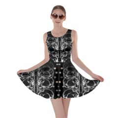 Skull 3 Skater Dress by CoolDesigns