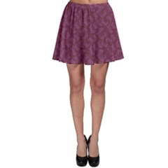 Purple Romantic Butterfly Pattern Skater Dress by CoolDesigns