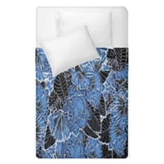 Floral Pattern Background Seamless Duvet Cover Double Side (single Size) by Simbadda