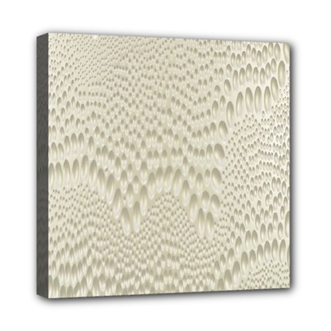 Coral X Ray Rendering Hinges Structure Kinematics Mini Canvas 8  X 8  by Alisyart
