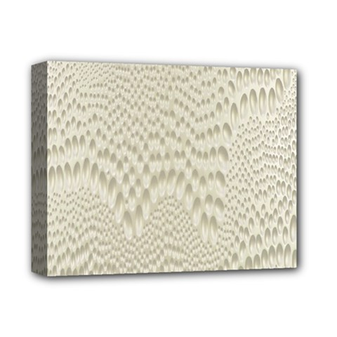 Coral X Ray Rendering Hinges Structure Kinematics Deluxe Canvas 14  X 11  by Alisyart