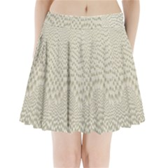 Coral X Ray Rendering Hinges Structure Kinematics Pleated Mini Skirt by Alisyart