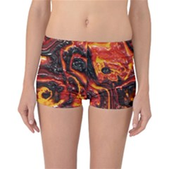Lava Active Volcano Nature Reversible Bikini Bottoms by Alisyart