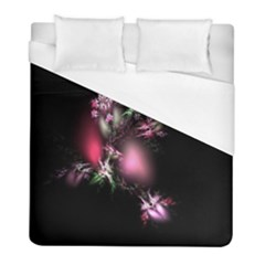 Colour Of Nature Fractal A Nice Fractal Coloured Garden Duvet Cover (full/ Double Size) by Simbadda