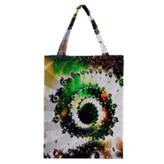 Fractal Universe Computer Graphic Classic Tote Bag by Simbadda