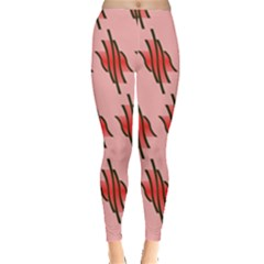 Variant Red Line Leggings  by Alisyart