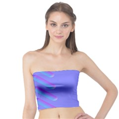 Leftroom Normal Purple Tube Top
