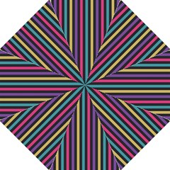 Stripes Colorful Multi Colored Bright Stripes Wallpaper Background Pattern Folding Umbrellas by Simbadda