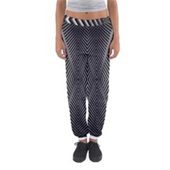Abstract Of Shutter Lines Women s Jogger Sweatpants by Simbadda