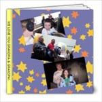 grandma&grandpa byrne - 8x8 Photo Book (30 pages)