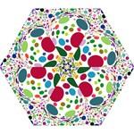 Color Ball Mini Folding Umbrellas