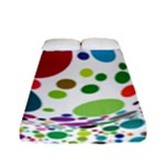 Color Ball Fitted Sheet (Full/ Double Size)