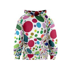 Color Ball Kids  Pullover Hoodie