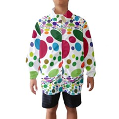 Color Ball Wind Breaker (kids)